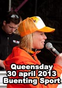 Queensday 2013 Buenting